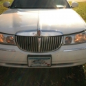 2002 120 royal limo front clip