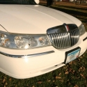 """2002 120"""" Royal Limo Front Clip Passenger View"""
