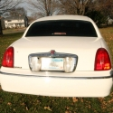 2002 120 Royal limo rear view