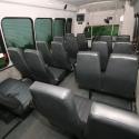 2009 E450 Diesel Turtle Top 23 Passenger Limo Coach