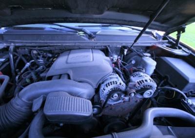 2008 Cadillac Escalade SUV Limo Engine Carpartment